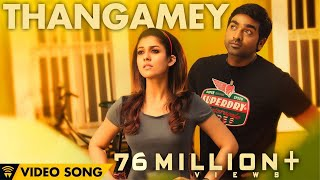 Video Naanum Rowdy Dhaan - Thangamey | Official Video | Anirudh | Vijay Sethupathi | Vignesh Shivan MP3, 3GP, MP4, WEBM, AVI, FLV Juli 2018