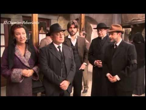 il segreto - jacinta si presenta al funerale di lesmes