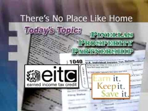 There's No Place Like Home – EITC & FREE Income Tax Preparation