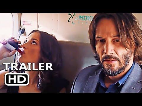 DESTINATION WEDDING Official Trailer (2018) Keanu Reeves