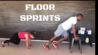 Modified Burpee & More