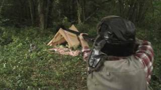 NSFW. A hunter shoots a bear!