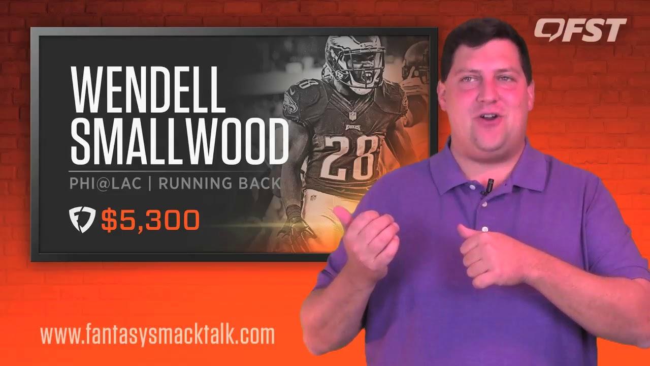 Daily Fantasy Football: Week 4 FanDuel Value Picks thumbnail