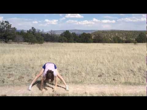 Desert Chill Yoga Moves