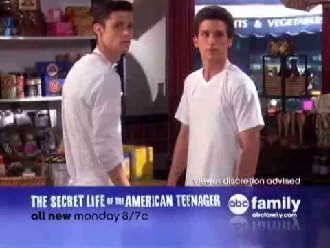 The Secret Life Of The American Teenager-Season 3 Episode 9 Promo