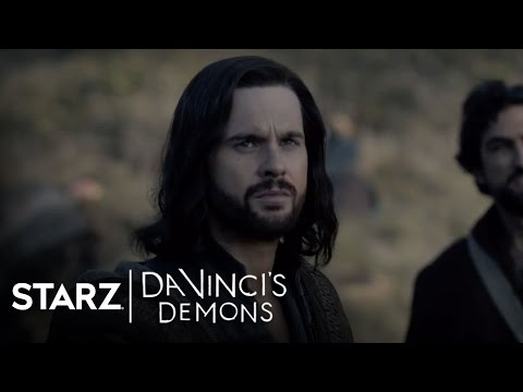 Da Vinci's Demons 3.09 Preview