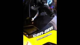 8. 2012 Can Am outlander 500xt walkaround