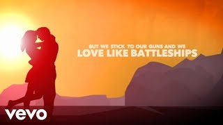 Daughtry - Battleships (Lyric Video) - YouTube