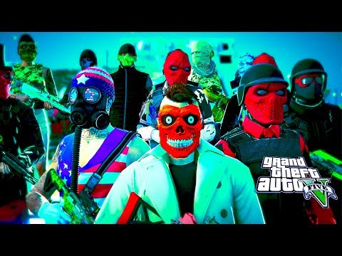 GTA 5 ONLINE - THE PURGE PART 4 (MUST WATCH)🔥🔥🔥🔥