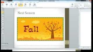 PowerPoint 2010: Transitions and Animations