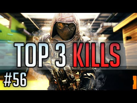 TOP - Call of Duty top 3 kills, Black Ops 2. Best trickshots in the world as voted on by YOU. Best tomahawk trickshots and best sniping trickshots final killcams I have seen. Submit clip here: https://do...