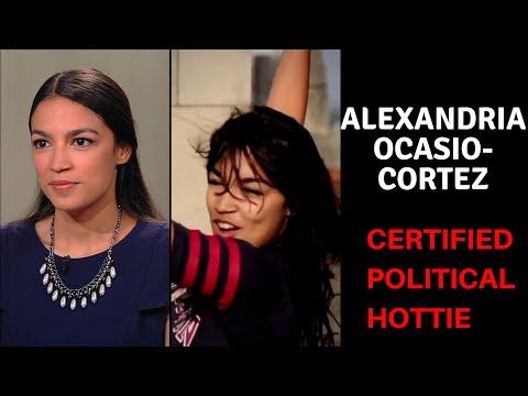 Alexandria Ocasio-Cortez Is Hot! | Alexandria Ocasio-Cortez Dancing