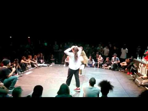 Yeliz vs Tanya Kupra | House Semifinal | Funkin Stylez Berlin 2015