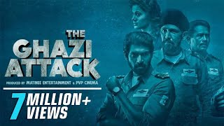 The Ghazi Attack Full Promotion Video Hindi Movie   Karan Johar   Rana Daggubati   Taapsee Pannu