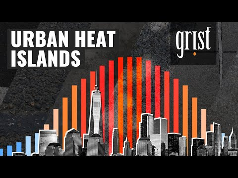 How a hot city can keep its cool
