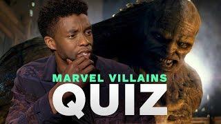 Video Marvel's Avengers: Infinity War Cast Take the Ultimate MCU Villains Quiz MP3, 3GP, MP4, WEBM, AVI, FLV Juli 2018