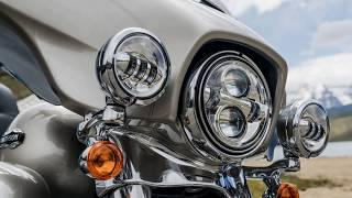 7. 2018 Harley Davidson Electra Glide Ultra Classic Details