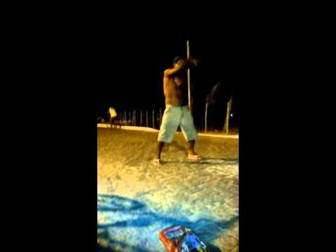 Marcio tatu dancando em quissama