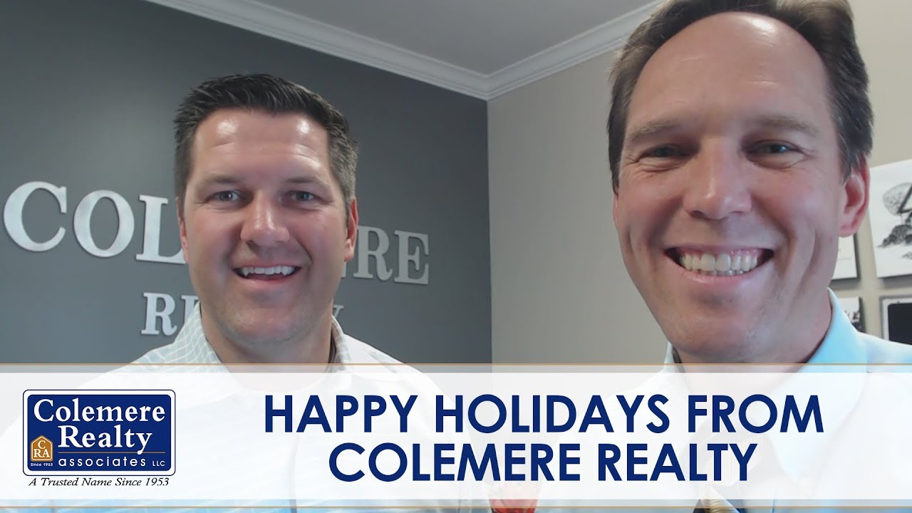 Happy Holidays from Colemere Realty