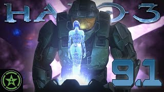 HALO - Halo 3: LASO Part 9.1 | Let's Play by Let's Play