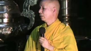 17 - Thực hành pháp môn tịnh độ ở trong lục niệm - HT Thích Thái Hòa