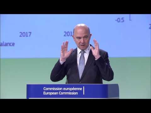Μοσκοβισί: Αισιοδοξία για ευρεία συμφωνία στο Eurogroup