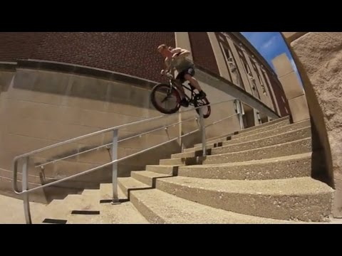 Street - Joe Weist is a street beast, here's his 2014 BMX Street video. Subscribe: http://bit.ly/1gYdZLu Joe and Glenn Salyers have been riding outside as much as we they since winter and have gotten...