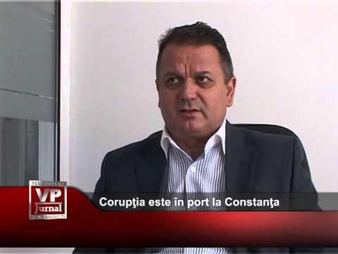 Corupţia este în port la Constanţa
