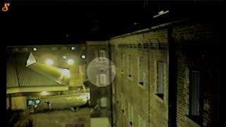 Przemyt do więzienia! Strażnicy namierzyli drona z narkotykami i fajkami!
