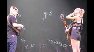 Taylor Swift and Ed Sheeran - Everything has changed - RED tour Nashville