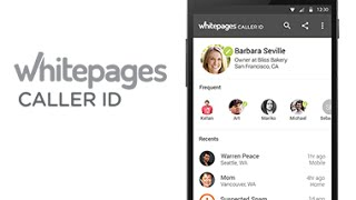 Whitepages Caller ID & Block YouTube video