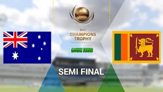 """ICC CHAMPIONS TROPHY 2017 GAMING SERIES - AUSTRALIA v SRI LANKA - SEMI FINAL (DON BRADMAN CRICKET 17, FULL 1080P HD, 30FPS, XBOX ONE S)Check out the Champions Trophy 2013 Gaming Series playlisthttps://www.youtube.com/playlist?list=PLdKwevnrzNGy2Jax2seo6LK0hiYjwt1PKICC Champions Trophy 2017 FixturesMatch 1 - England v BangladeshMatch 2 - Australia v New ZealandMatch 3 - South Africa v Sri LankaMatch 4 - India v PakistanMatch 5 - Australia v BangladeshMatch 6 - England v New ZealandMatch 7 - Pakistan v South AfricaMatch 8 - Sri Lanka v IndiaMatch 9 - New Zealand v BangladeshMatch 10 - England v AustraliaMatch 11 - India v South AfricaMatch 12 - Sri Lanka v Pakistan Semi Final GA1 v GB2Semi Final GB1 v GA2Final TBD v TBD*Warning: The following is a gameplay from the video game """"Don Bradman Cricket 17"""" for the ps4, Xbox one s and pc. It is by no means actual highlights of the ongoing event """"""""ICC Champions Trophy 2017""""  My gaming setuphttps://www.elgato.com/en/gaming/game-capture-hd60http://store.steampowered.com/app/464850/Don_Bradman_Cricket_17/http://www.vegascreativesoftware.com/ca/vegas-pro/Like me on Facebookhttps://www.facebook.com/PGEHamzah/?ref=bookmarksBe sure to message me any important questions onto there.Comment who you think will win the ICC Champions Trophy 2017 Gaming Series.Be sure to subscribe to join the PGE Army!"""