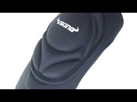 Viking Vortex Knee pads (видео)