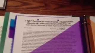Video K1 Visa I-129F Packet for Gay couple - K1 Visa Approved MP3, 3GP, MP4, WEBM, AVI, FLV Maret 2018