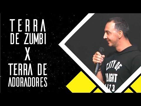 04/02/2018 - Terra de Zumbi x Terra de Adoradores