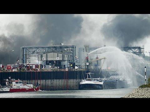 Γερμανία: Νεκρός, τραυματίες και αγνοούμενοι από έκρηξη σε μονάδα της BASF