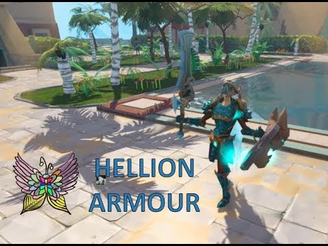 RS3 Hellion Outfit Spotlight (Premier Club 2018)