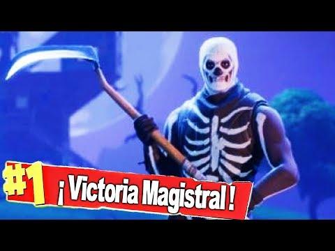 OMG! TODOS A POR MI Y GANAMOS! - Fortnite #7 Battle Royale