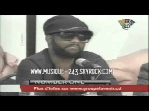 Fally Ipupa explique le départ de Equalizer (conferencedepresse 2012)