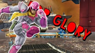 Help with my Captain Falcon? (For Glory)