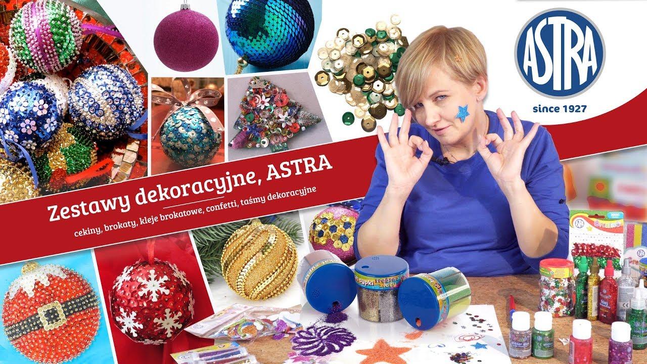 Zestawy dekoracyjne, ASTRA
