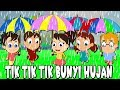 Tik Tik Tik The Sound of the Rain | Indonesian Kids Songs | Compilation 22 minutes