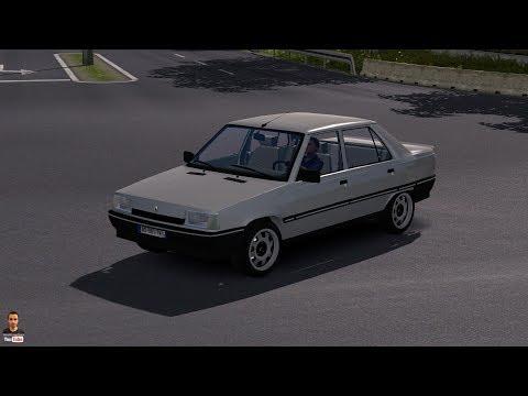 Renault 9 Car [1.27.x]