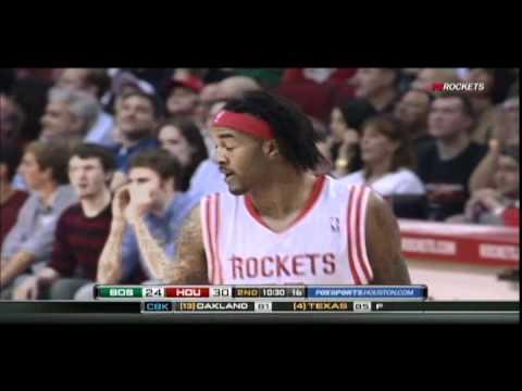 Jordan Hill slam vs. Celtics