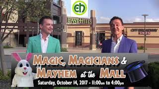 Download Lagu East Hills Shopping Center - Magic, Magicians & Mayhem at the Mall Mp3