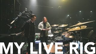 My Live Rig with Abe Cunningham (Deftones) (MMTV)