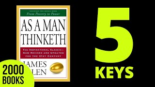 As a Man Thinketh by James Allen - Summary and PDF below