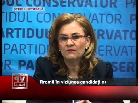 Rromii în viziunea candidaților