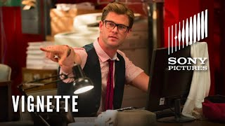 April 27th is Administrative Professionals Day, and the new Ghostbusters' assistant, Kevin (Chris Hemsworth), is here to remind you to celebrate your assista...