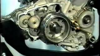 10. APRILIA RSV SP V60 ENGINE. DISASSEMBLY